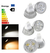 9W 12W 15W LED Spot light Bulbs High Power GU10 MR16 Warm White