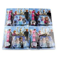 Frozen Watch and Purse Wallet Gift Set Anna Elsa Olaf New & Sealed UK SELLER