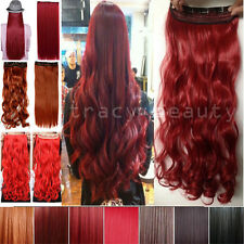 US THICK DELUXE Hair Extensions Clip in on Hair Extension 30 Sexy Color Shown