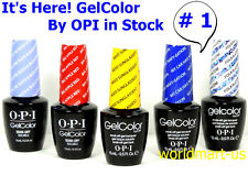 *Sale OPI GelColor Soak Off UV/LED Base Top Coat Polish/ Choose Any Color * #1 *