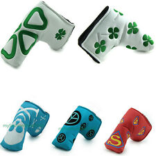 New Golf Putter Headcover For Taylormade Callaway Scotty Ping Cameron Titleista