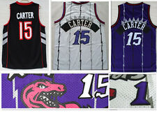 Toronto 15 Vince Carter Basketball Jersey High Quality Embroidery Stitched Retro