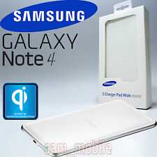 SAMSUNG Galaxy Note4 SM-N910 Wireless Qi S charger Pad (Wide) EP-PN915I NewInBOX