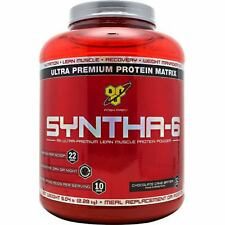 BSN SYNTHA 6 PROTEIN POWDER 5LB DISCOUNTED LOW PRICE PROTEIN BLEND BRAND NEW