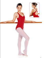 NEW! GIRLS / KIDS DANCE BALLET LEOTARD WITH INTERLACED STRAPS. 3 COLORS! (D176)