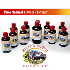 Flavors Pure 8oz Bottle -  Natural Flavors Flavoring Extracts Extract USA