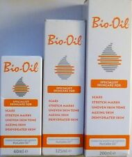 BIO-OIL SPECIALIST SKINCARE - VARIOUS SIZES FOR SCARS -STRETCH MARKS ETC