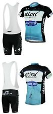 ETIXX Cycling Clothing Jersey & Bib Pants Kit Sets Coolmax Padding A125