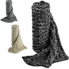 K-Up Strickschal SCARF  WINTER Unisex Freizeit  - 190 cm lang (0)