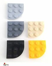 LEGO Plate 3X3 with Round Corner NEW 30357 choose colour and quantity