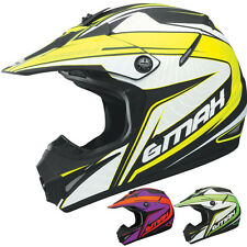GMax GM46.2 Coil Motocross Dirt Bike Off Road Helmets