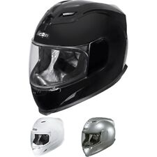 2015 Icon Airframe Gloss Street Riding Cycle Protection Motorcycle Helmets