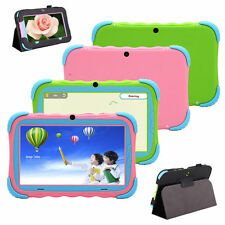 """iRulu Tablet PC New 7"""" BabyPad Google Android 4.2 Dual Cam Kids 8GB w/ Free Case"""