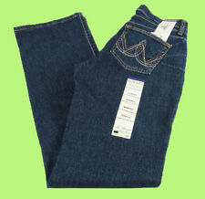 Womens Wrangler 2nds Q-Baby Booty Up Boot Cut Mid-rise WRQ25UN Jeans Choose Size