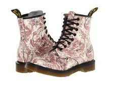 Dr. Martens Men`s 1460  Red on White Vandalised Jouy US 10 EU 43 UK 9