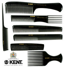 Choose your UK Made KENT Style Professional Comb Pocket Rake Tail Large Afro NEW