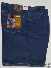 Mens Wrangler Relaxed Fit Denim/Jean Shorts