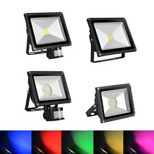 Outdoor LED Floodlight 10W 20W 30W 50W 80W 100W 300W PIR Security Spot Light