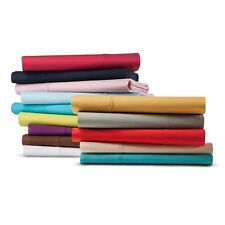 Elite Home Over Size Percale Sheet Set