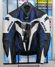 NEW - Spyke Poison Leather Jacket CE Armour Removable Lining Connecting Zip