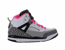 Girls Air Jordan Spizike PS White Hyper Pink Black Cool Grey 535708-109