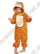 Kids Jump Tiger Onesie