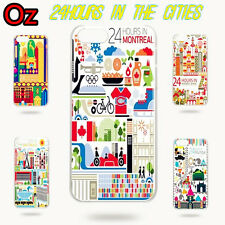 24 Hours in Cities Cover for Nokia Lumia 930 Quality Unique Design Case