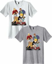 New Jonny Quest Group Shot T-Shirt