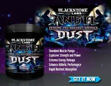 Blackstone Labs ANGEL DUST Extreme Pre Workout 30 Servings Amp Citrate