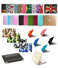 """Laptop Rubberized Hard Case Shell Cover Skin For New MacBook PRO13/15""""Air 11/13"""""""