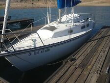2000 Neptune 24ft Sailboat with trailer No Motor