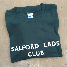 Salford Lads Club - Quality Screen Printed T-Shirt (The Smiths, Morrissey, Marr)