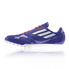Adidas Adizero Prime Finesse Mens Purple Running Spikes Trainers Sports Shoes