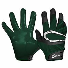 Cutters Rev Pro Football Gloves Forest S450