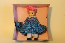 "MADAME ALEXANDER DOLL MISS MUFFET 8"" # 452  NRFB EXCELLENT VINTAGE MINT"