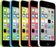 Apple iPhone 5c - 8GB (Unlocked) Smartphone - White Blue Green Pink Yellow