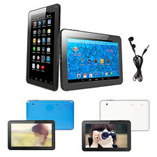 """Multi-Color 10.1"""" Quad Core Android 4.4 Tablet PC 16GB 1GB DDR3 3G Computer Wifi"""
