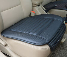 PU Leather Bamboo Charcoal Office Chair Mat Pad Cover for Auto Car Seat Cushion