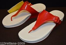 FitFlop Women's Superjelly Thong Sandal Flip Flops Beach Shoes US 6 7 8 9 10 New