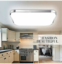 12W-20W Modern Square LED Ceiling Light Living Dining Room Bedroom Corridor Lamp