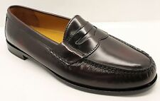Cole Haan Pinch Penny Men Slip-on Dress Formal Loafer Burgundy Leather 03504