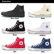 CONVERSE Chuck Taylor All Star High Top Shoes Unisex Canvas Sneakers...