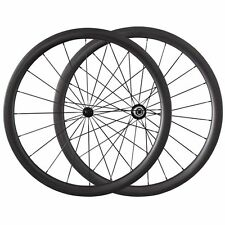 700C 38mm clincher carbon road bike wheels carbon bike wheelset