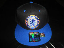Chelsea Football Club Hat Cap Soccer Two Tone Snapback