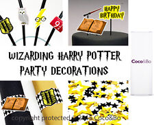 Coco&Bo Magical Wizarding Harry Potter Theme Party Decorations All In One