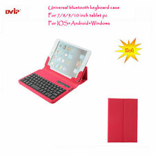 """Universal Bluetooth Keyboard Case for 7/8/9/10""""inch Tablet PC with Android+IOS"""