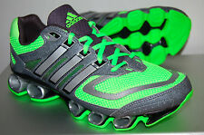 ADIDAS PROXIMUS FB M RUNNING SHOES, GREEN/SILVER, M25662, US SIZE 9.5
