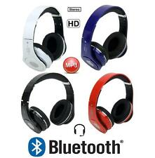 Bluetooth Wireless Headphones Foldable Stereo FM Cordless Headset with MIC New