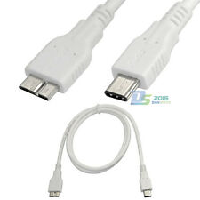 1Pcs 3Ft USB 3.1 C-type Male to USB 3.0 Micro Type B Male M/M Power Date Cable