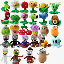 """Novelty Kids Gifts Plants vs Zombies Game Plush Doll Soft Plush Toys 6"""" to 12"""""""